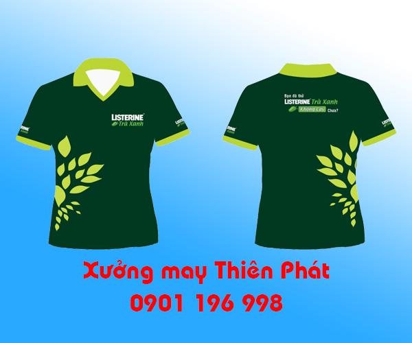 Sản xuất áo thun đồng phục tại tphcm, may áo thun quảng cáo, in logo lên áo thun theo yêu cầu, áo thun cá sấu tphcm