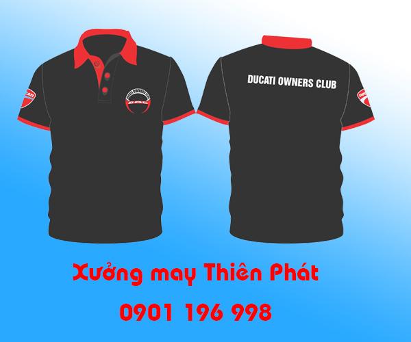 Sản xuất áo thun cá sấu, áo thun công ty, áo thun đồng phục, áo thun quảng cáo, áo thun công nhân giá rẻ