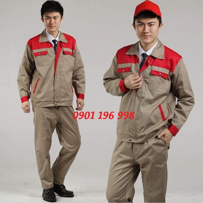 Cơ sở may quần áo bảo hộ lao động giá tốt tại TPHCM