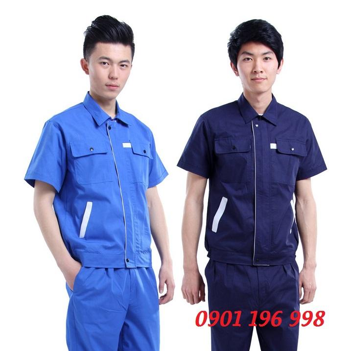 Địa chỉ may áo bảo hộ lao động, sản xuất quần áo bảo hộ lao động cho công trình