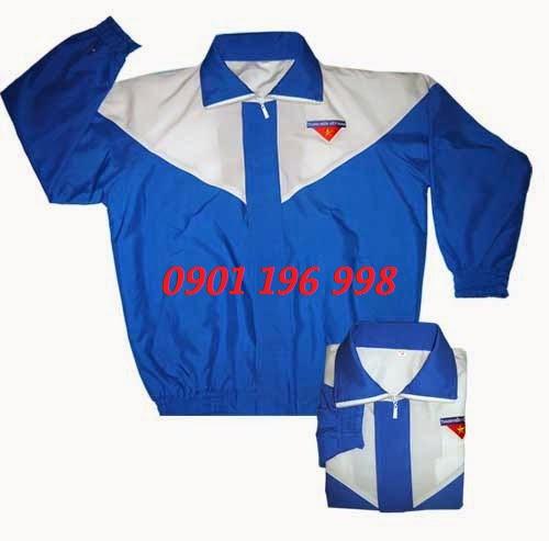 Địa chỉ may áo khoác áo gió quà tặng sự kiện, may áo gió đồng phục học sinh giá rẻ