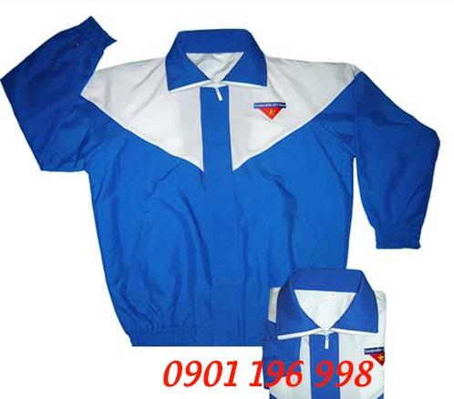 Sản xuất áo khoác uy tín, may áo khoác học sinh, áo khoác gió quà tặng doanh nghiệp