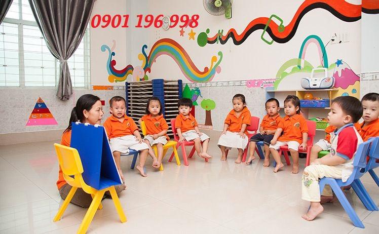 Nơi sản xuất quần áo mầm non, may quần áo cho các bé mầm non mẫu giáo theo yêu cầu quận 12