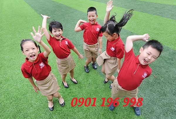 Cơ sở may đồng phục mầm non Thiên Phát là địa chỉ chuyên cung cấp đồng phục mầm non giá rẻ, may đồng phục mẫu giáo đẹp theo yêu cầu