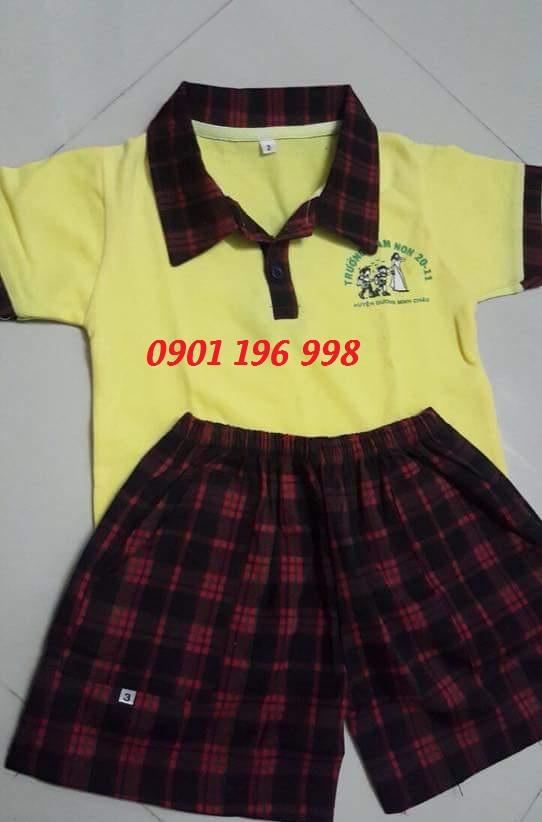 Sản xuất đồng phục mầm non chất lượng TPHCM