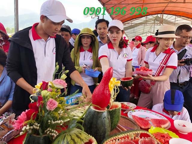 Nơi sản xuất áo thun đồng phục, cung cấp áo thun quảng cáo giá rẻ theo yêu cầu