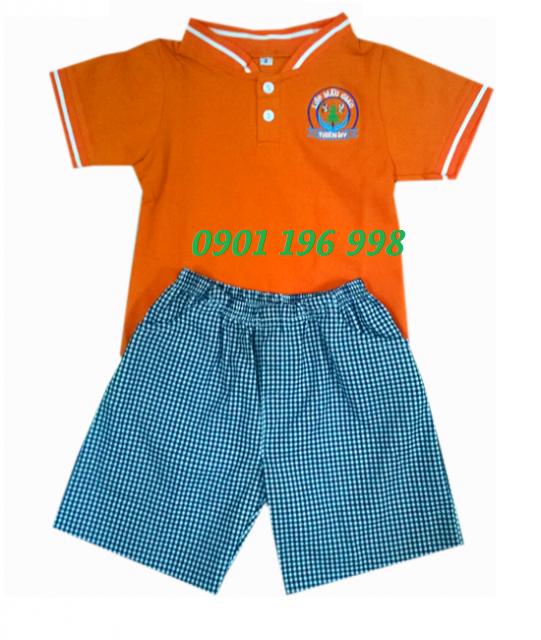 Nơi may đồng phục mầm non theo yêu cầu TPHCM, sản xuất đồng phục mầm non đẹp nhất