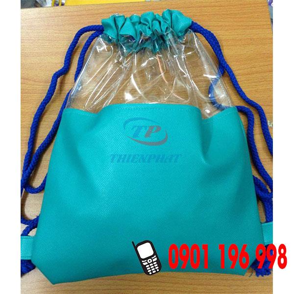 Nơi sản xuất balo dây rút quà tặng sự kiện, cung cấp túi rút in logo giá rẻ