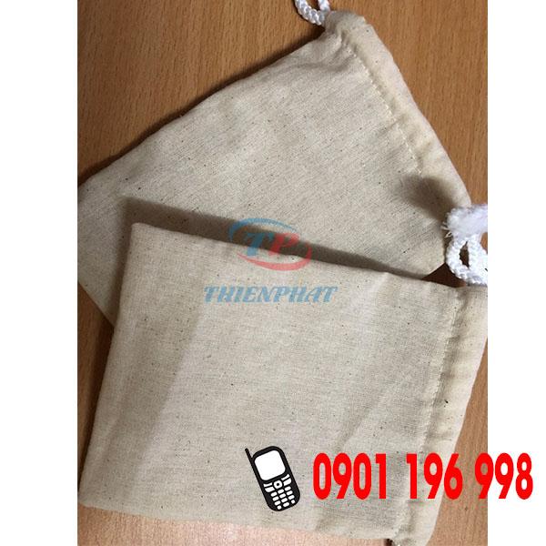 Tìm nơi chuyên sản xuất túi rút vải bố, in túi rút quà tặng sự kiện
