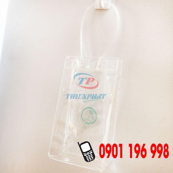 Đơn vị chuyên cung cấp túi nhựa PVC đẹp, sản xuất túi PVC trong suốt theo yêu cầu