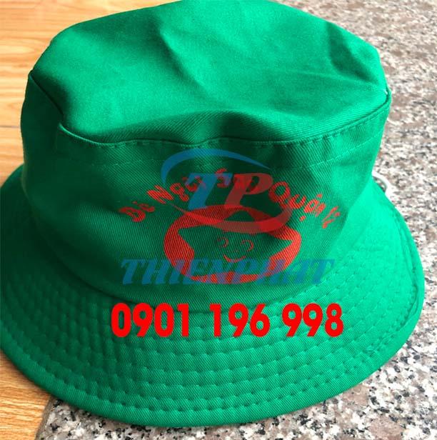 Nơi sản xuất mũ nón tai bèo làm quà tặng thương hiệu