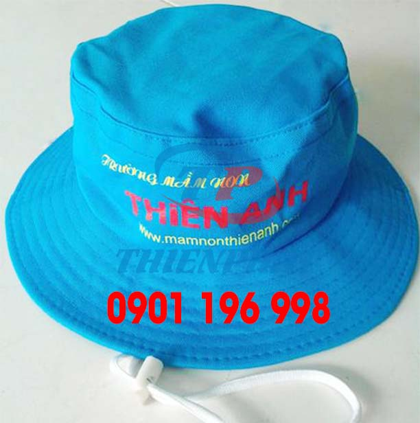 Sản xuất mũ nón tai bèo quà tặng, may nón quảng cáo giá rẻ