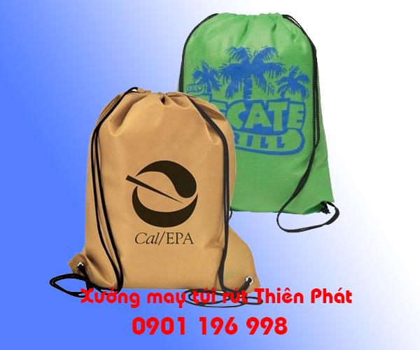 may tui rut tai Dong nai, in túi rút tại Đồng Nai, san xuat tui balo tai Dong Nai. LH : 0901 196 998